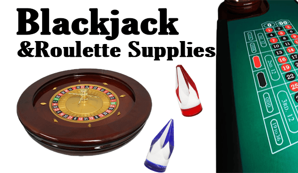 Blackjack&Roulette Supplies