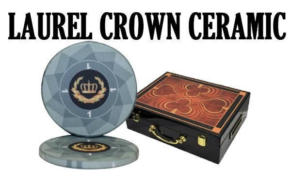 Laurel Crown Ceramic