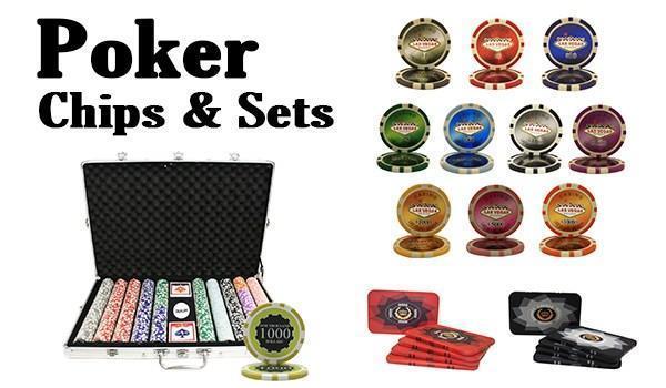 poker table set
