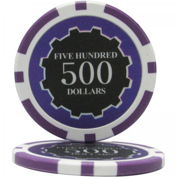 Eclipse $500 Roll of 25