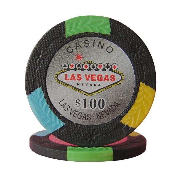 Four Tone Vegas $100 Roll of 25