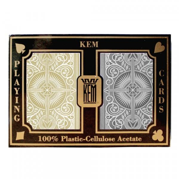 Kem Arrow Black//Gold Wide Regular Index