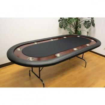 10 Player 92 Folding Legs Poker Table_2