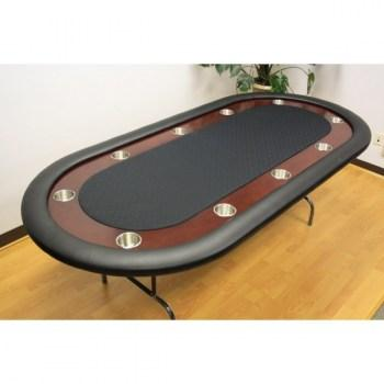10 Player 92 Folding Legs Poker Table_3