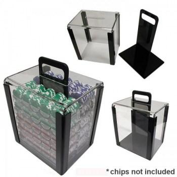 1000PCS CHIP CARRIER WITH 10PCS CHIPS TRAY