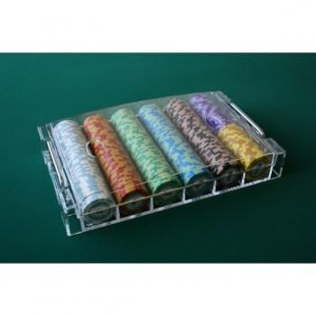 300ct ACRYLIC POKER CHIP CARRIER-1