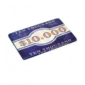 5pcs Ceramic Rectangular Plaques $10000