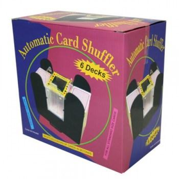 6 Decks Automatic Card Shuffler-1