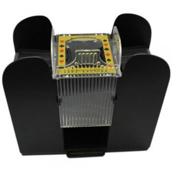 6 Decks Automatic Card Shuffler-2