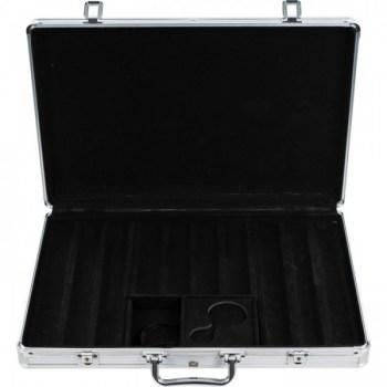 650ct Alum Poker Chips Case-1
