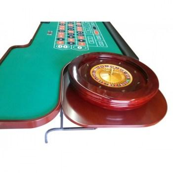 FOLDING LEGS PROFESSIONAL ROULETTE TABLE_2