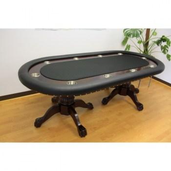 MRC POKER TABLE THE MONARCH BLACK_1