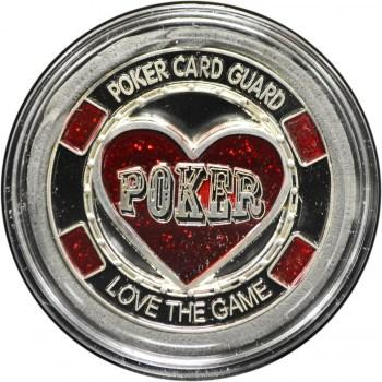 Poker Card Guard Love the Game94