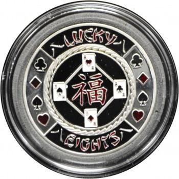 Poker Card Guard Lucky Eights2