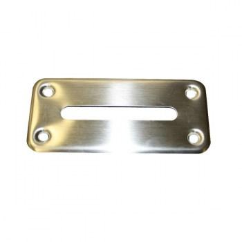 STAINLESS STEEL BILL SLOT