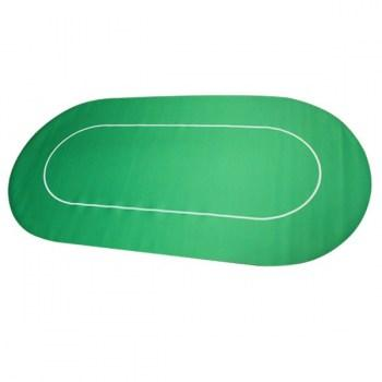 Texas Holdem Rubber Backed Layout__green