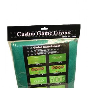 Texas Holdem and Blackjack 2 Sided Layout-1