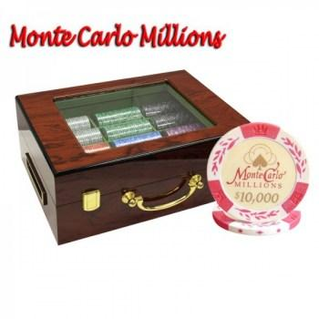 monte carlo millions high gloss